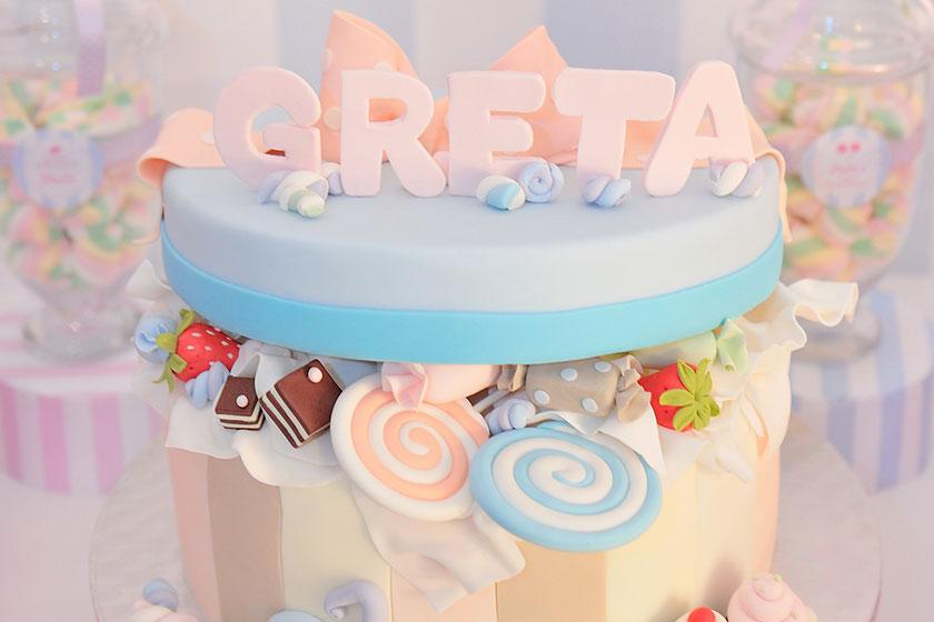 Cake design per la tua festa a tema.