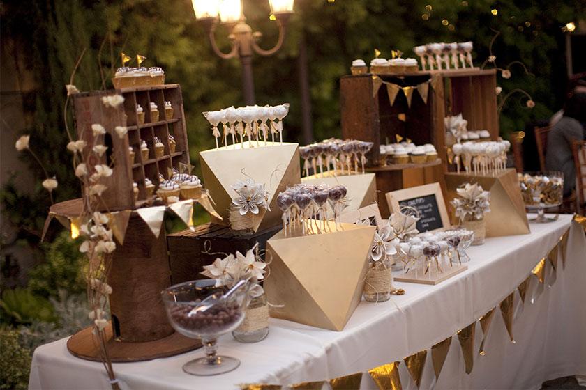 Servizio Catering e Banqueting per eventi di lusso.